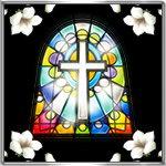 聖母への祈りのアイコン