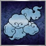 暗雲低迷のアイコン