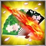 桜舞炎刃のアイコン