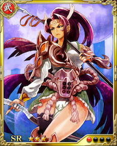 [姫大将]小松姫