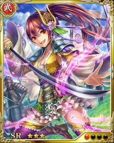[遊戯戦姫]長宗我部盛親