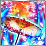 桜花絢爛のアイコン