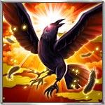黒紋・八咫烏のアイコン