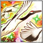 仙禽桜雲のアイコン
