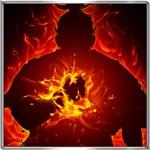 忠義の炎のアイコン