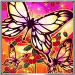 華蝶の舞のアイコン