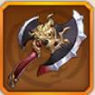 血戦の斧のアイコン
