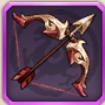 烈火の弓のアイコン
