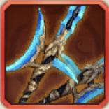 覇王手戟のアイコン