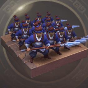 新征歩兵のアイコン