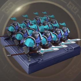 精鋭歩兵のアイコン