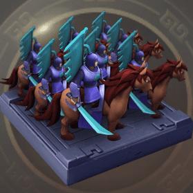 精鋭騎兵のアイコン