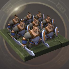 先鋒盾兵のアイコン