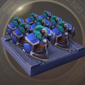 精鋭盾兵のアイコン