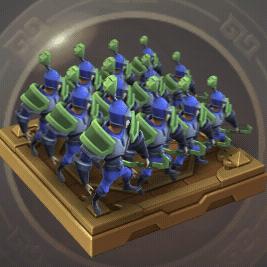 近衛弓兵のアイコン