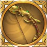 宝彫弓のアイコン
