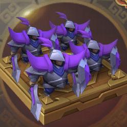 虎衛軍のアイコン