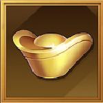 金錠のアイコン