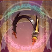 悪魔の髪飾りのアイコン