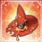 火種の帽子アイコン