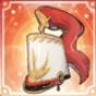 上質な軍帽アイコン