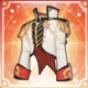上質な軍服アイコン