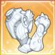 白銀のスチールアーマーアイコン