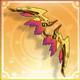 極楽鳥の翼アイコン