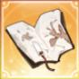 破損した日記アイコン