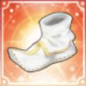 初期の布靴アイコン