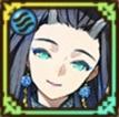 紫陽妃のアイコン