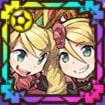 ケリ姫&悪魔使いのアイコン