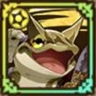 金色武者カネンヌシのアイコン
