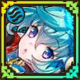 青緑の格闘猫娘アピスのアイコン