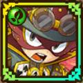 秘宝を探し求める名探偵のアイコン