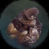 海賊ゴリラの調教師アイコン