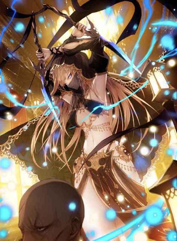 魅惑の踊り子ネフェルタ画像