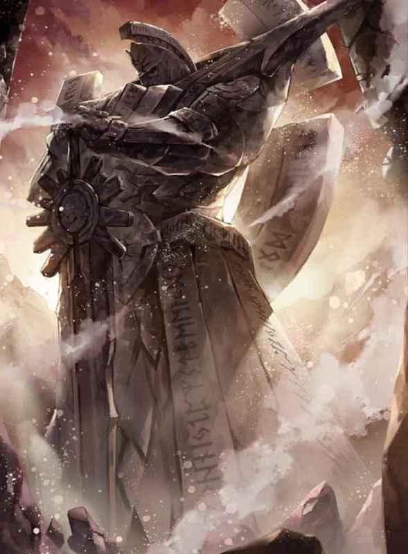 石の守護者ローレント画像