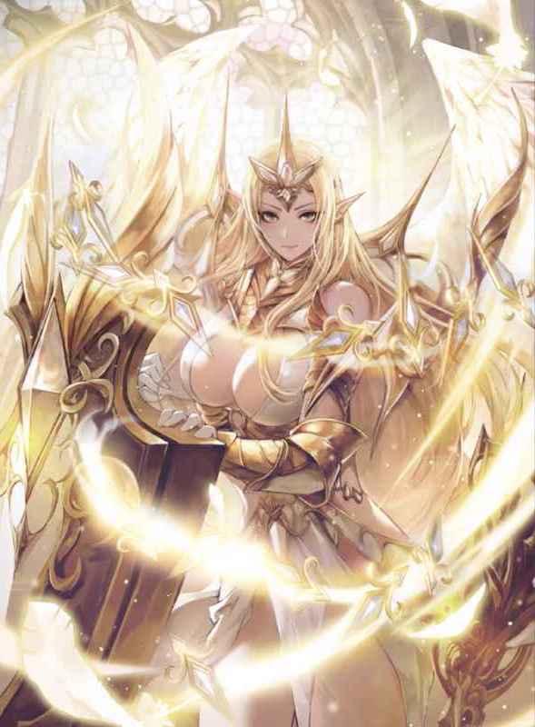 星光の女騎士パロミネ画像
