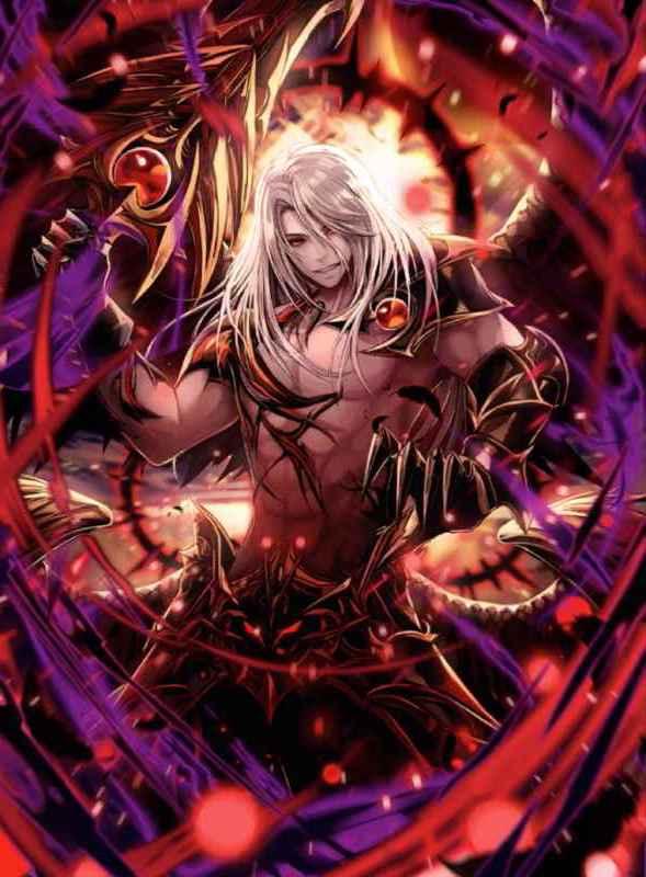 神の騎士団長パベル画像