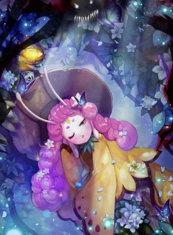 影の妖精ロコ画像