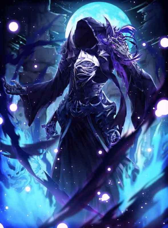 亡霊王カシュマール画像