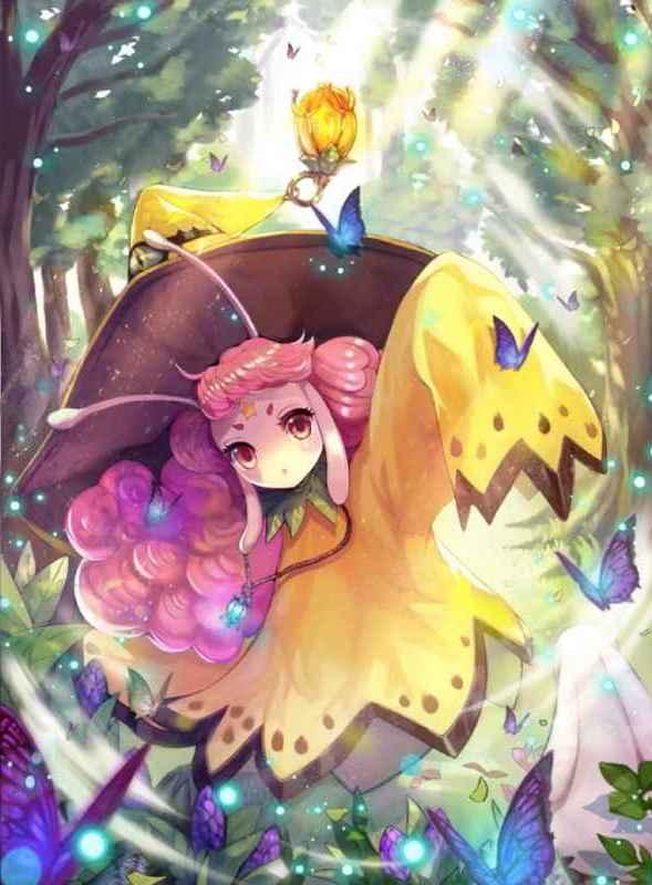 陽気な妖精ロコ画像