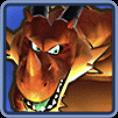 ドラゴンヘビーアイコン
