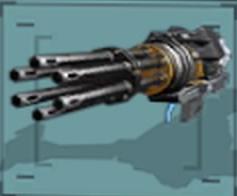 VULK-88「パンテーラ」ロータリーガンのアイコン