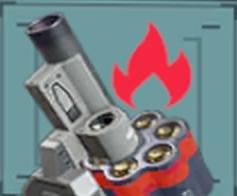 火炎瓶のアイコン