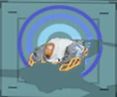 JAGのバイオセンサーのアイコン