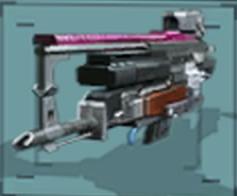 クロコノフR-47自動ライフルのアイコン