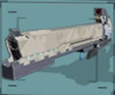 A.I.D.「エンパイア」狙撃銃のアイコン