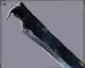 切断されたローター・ブレードのアイコン